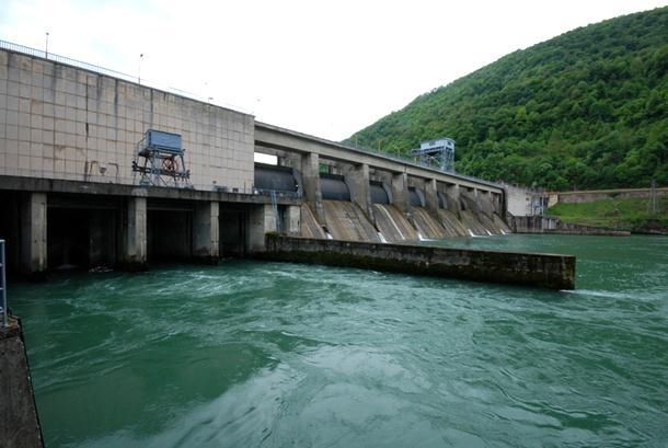 Hidroelektrana Zvornik