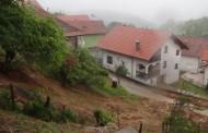Klizište u Boškovićima najopasnije u Srpskoj
