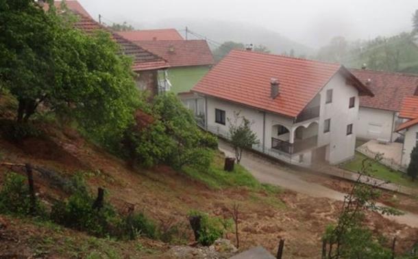 Photo of Klizište u Boškovićima najopasnije u Srpskoj