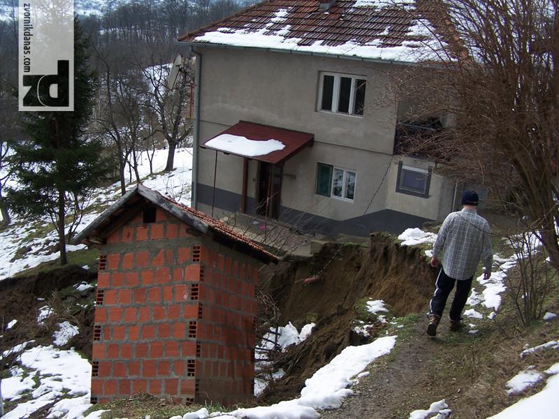 Photo of U Kitovnicama se iseljavaju dva objekta. Ugroženi objekti i infrastruktura u još nekoliko mjesta