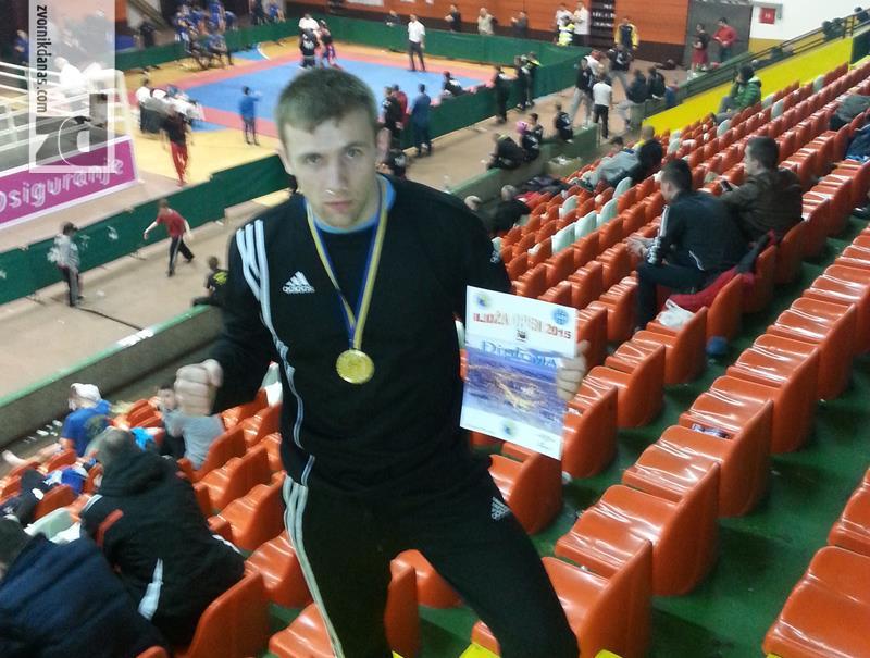 Photo of Drobnjak ponovo zlatni