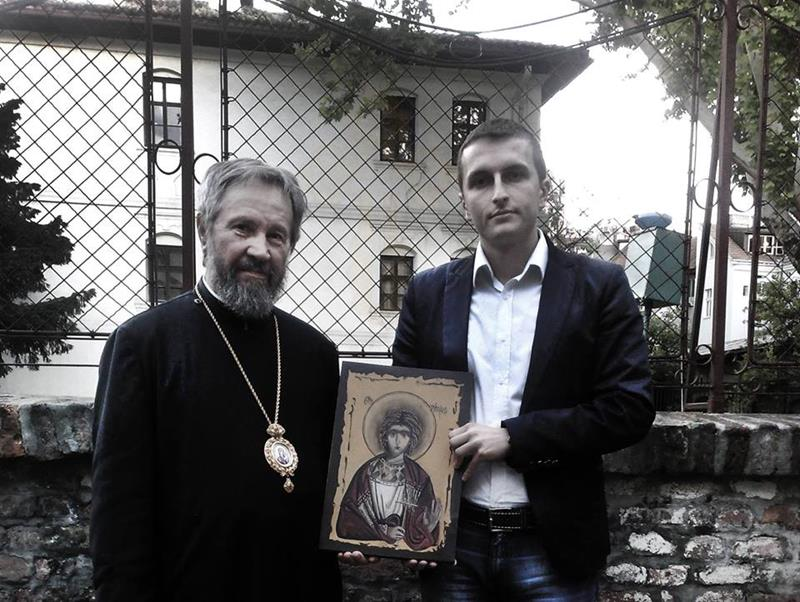 Photo of TRI LJUBAVI MLADOG ZVORNIČANINA: Novica Motika uspješan kao slikar, sportista i arhitekta