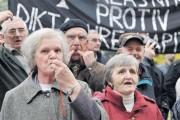 Nezapamćeni protesti – penzioneri ogorčeni na Vladu!