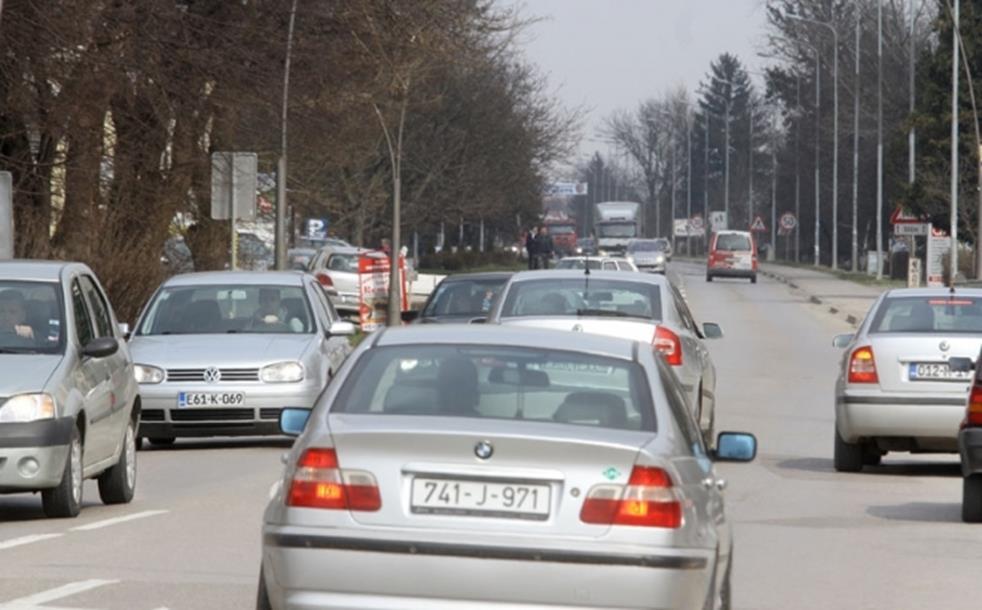 Photo of Obustave saobraćaja u kanjonu Tijesno