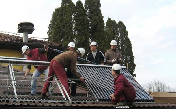Photo of Milići: Grijanje vode na solarne kolektore