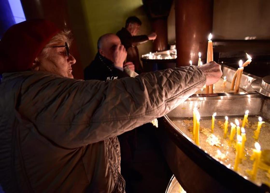 Photo of U crkvi Svetog Marka u Beogradu služen parastos