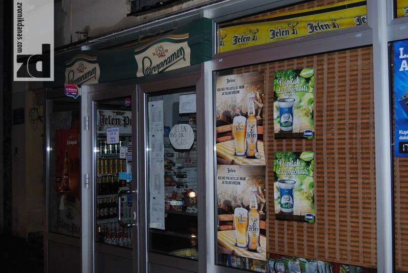Photo of Prijeteći nožem opljačkao prodavnicu u B-blokovima