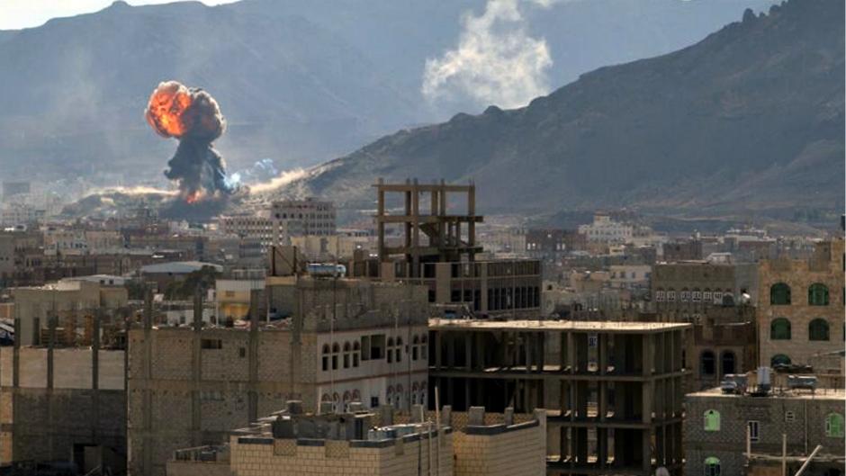 Photo of Ponovo bombardovani položaji Huta
