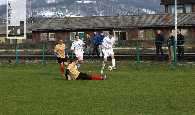 VAŽNI BODOVI KARAKAJACA: Druga fudbalska liga grupa Istok