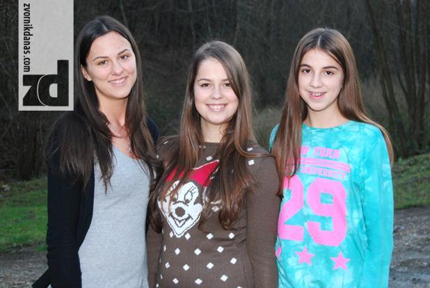 Photo of Tri sestre tri vukovca (foto/video)