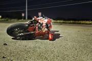 U saobraćajnoj nezgodi povrijeđen motociklista