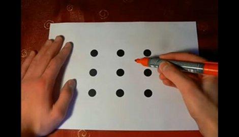 Photo of Ako u četiri poteza uspijete da spojite ove tačke, Vi ste genije! (video)