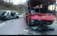 Poginuo vozač