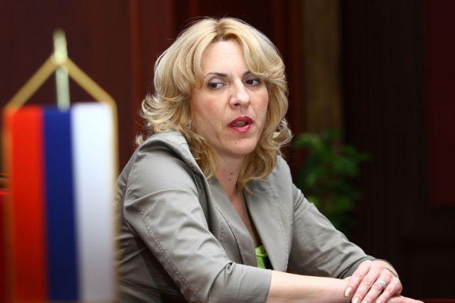 Photo of Cvijanovićeva čestitala Uskrs