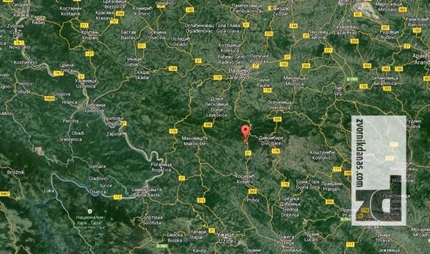 Photo of Zemljotres kod Kosjerića, podrhtavao i Zvornik