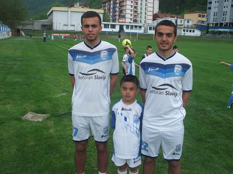 Photo of BISERI ZVORNIČKOG FUDBALA: Tri brata igraju za Drinu