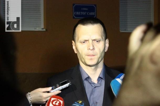 Dragan Lukač, ministar unutrašnjih poslova u Vladi RS