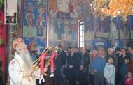 Episkop Hrizostom služio liturgiju u Karakaju