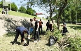 """Mladi podržavaju akciju """"April – mjesec čistoće"""""""