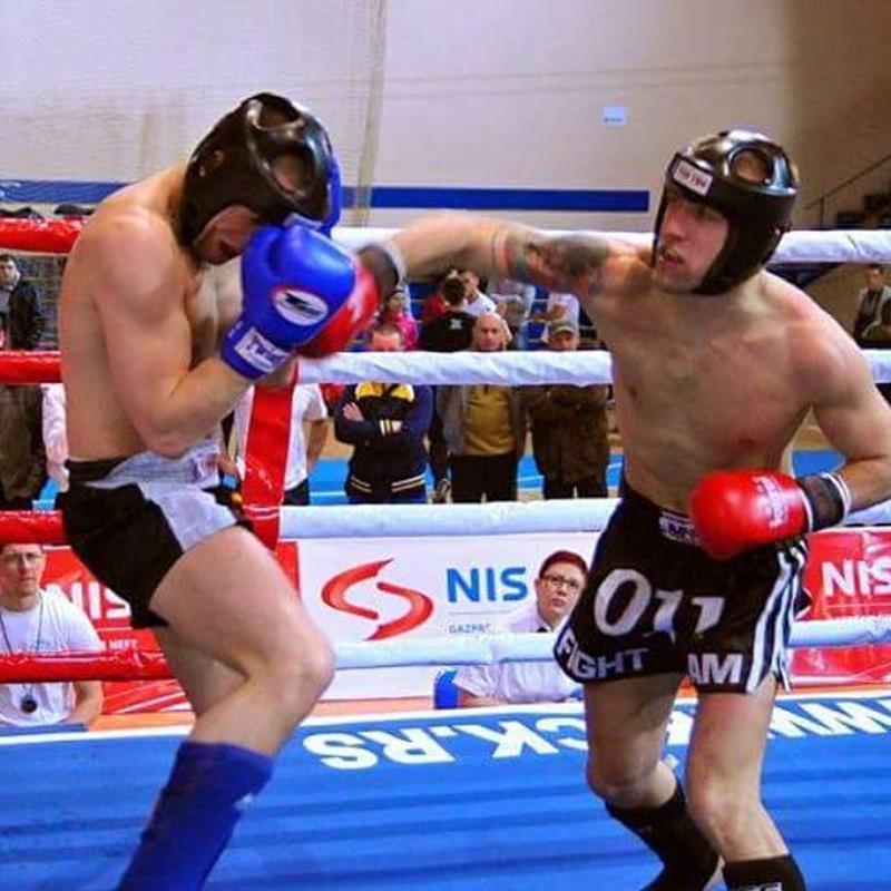 Kik bokser iz Zvornik Nikola Drobnjak pokupio veliko isksutvo na Svjetskom prvenstvu