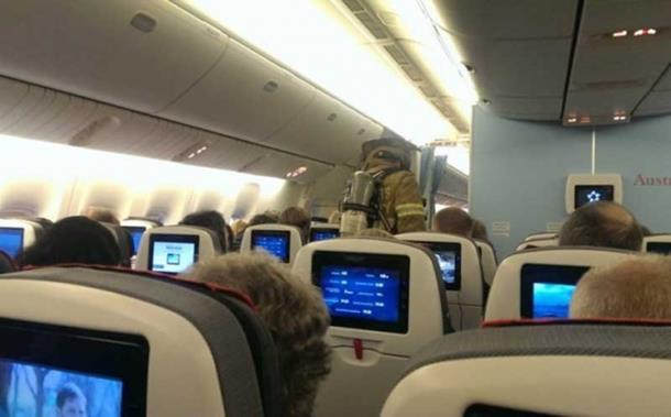 Photo of Avion sa političarima iz BiH prinudno sletio zbog požara: Kafe aparat izazvao požar