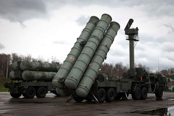 "Photo of ""S-400"" stigao u Siriju"
