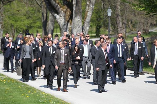Photo of Sastanak ministara spoljnih poslova na Brdu