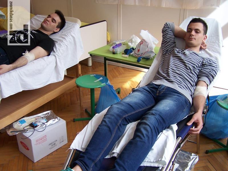 Photo of Srednjoškolci darivali krv