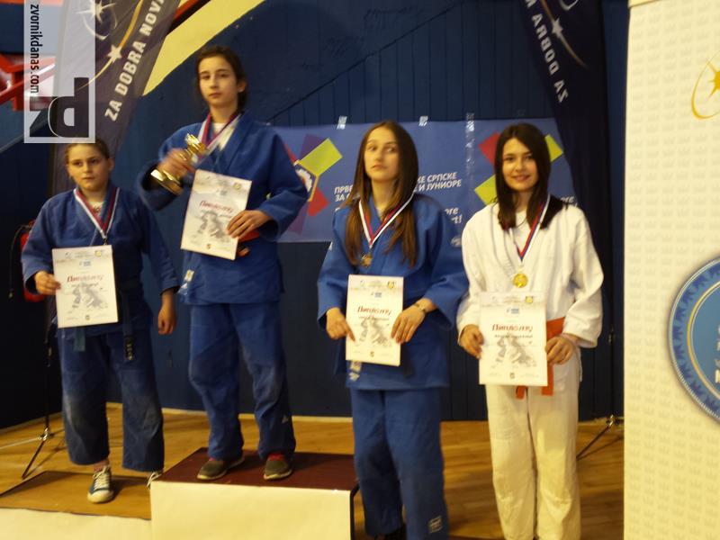Photo of Teodora Božović ponovo prvakinja RS u konkurenciji juniora
