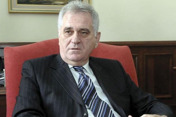 Nikolić u zvaničnoj posjeti Sarajevu