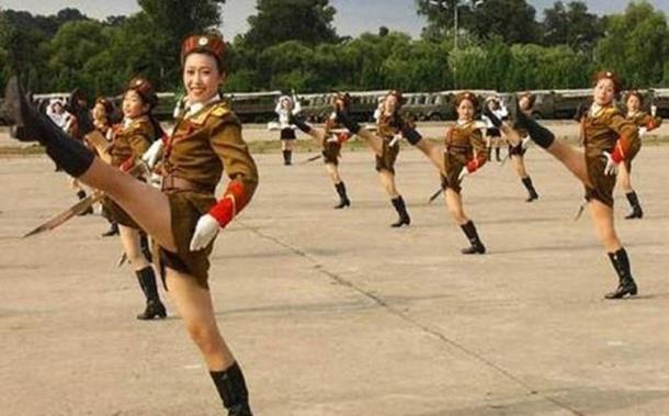 Sjeverna Koreja uvodi »trupu zadovoljstva«