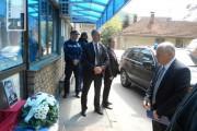 Incko posjetio ranjenog policajca i razgovarao sa Stevanovićem, Vidovićem i Mehmedovićem