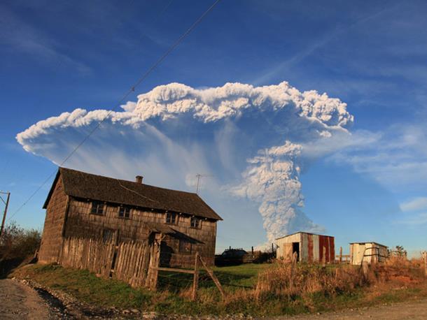 Photo of Čile: Vulkanska erupcija poslije 50 godina (foto/video)