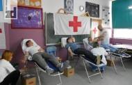 Zvornički srednjoškolci darovali krv