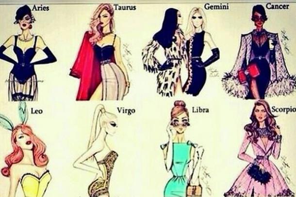 Photo of Pogledajte kako horoskop utiče na stil odijevanja