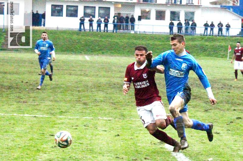 Photo of Sarajevo i Drina igraju u ponedjeljak u Travniku