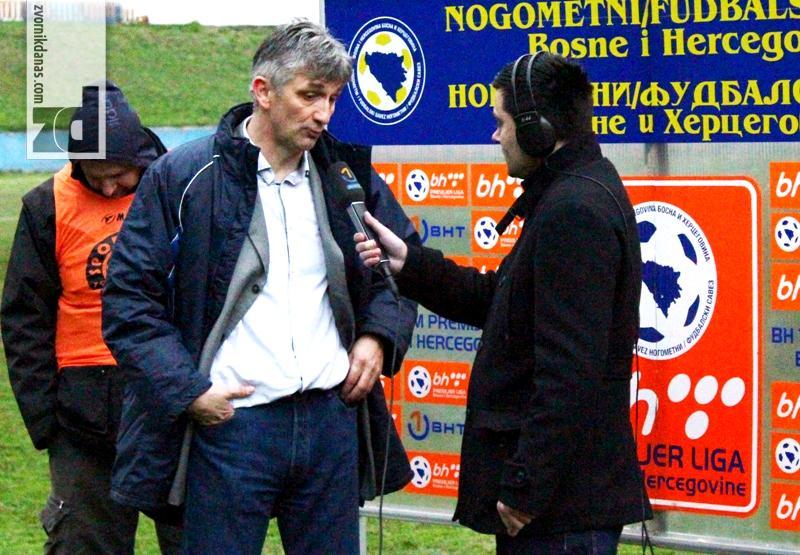 Photo of Bajić: Zadovoljan sam rezultatom i igrom svog tima (video)