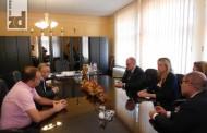 Šef Misije OEBS-a u BiH razgovarao sa načelnikom Stevanovićem