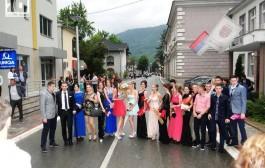 Defile i nagrade za maturante TŠC-a i SŠC-a