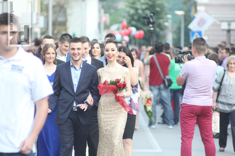 Photo of Proslava maturske večeri i defile za 427 maturanata u petak