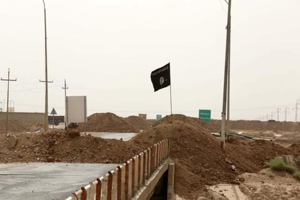 Vazdušni napad na trezor ISIL-a: Milioni letjeli u nebo (video)