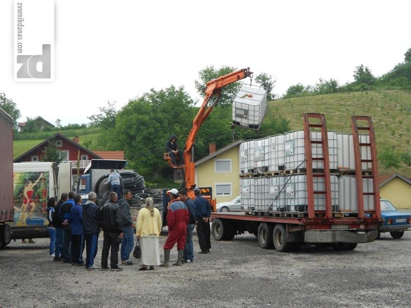 Photo of Isporučeni sistemi za navodnjavanje u projektu CRS-a
