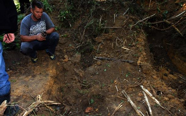 U masovnoj grobnici u Snagovu počivaju Srbi
