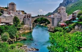 Mostar danas najtopliji grad u Evropi