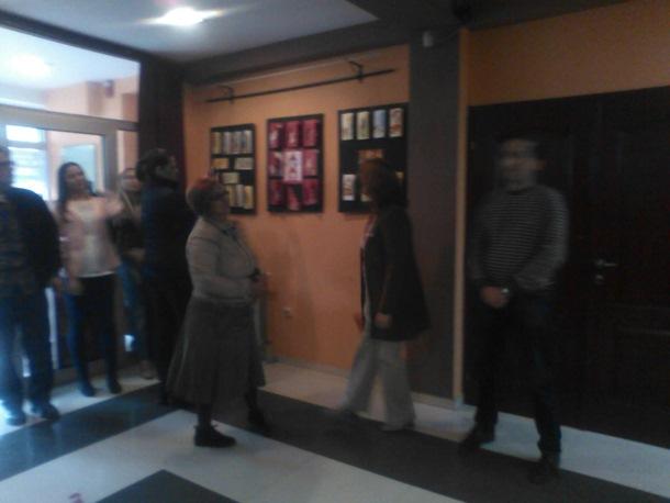 Photo of Otvorena izložba Udruženja za mentalno zdravlje