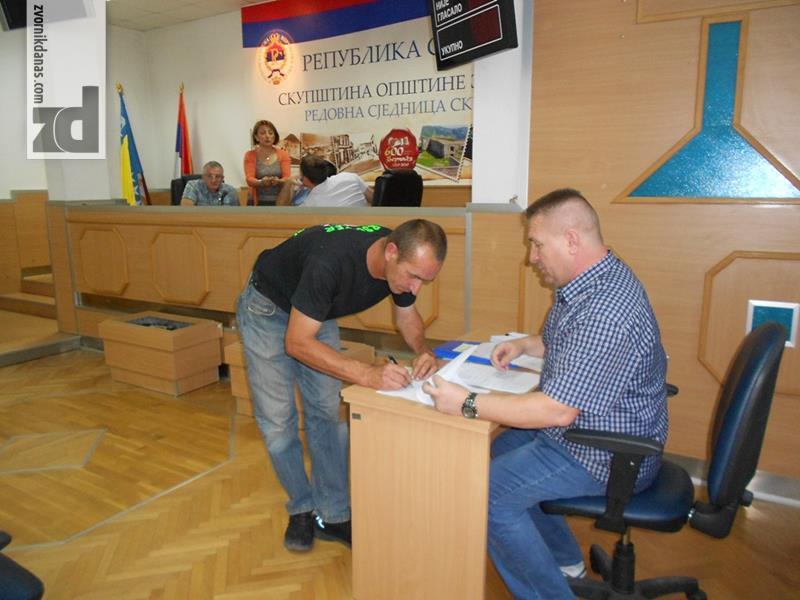 Photo of Potpisani tripartitni ugovori u projektu CRS-a