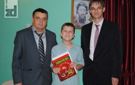 Prvo mjesto iz poznavanja biologije osvojio Veljko Sandić