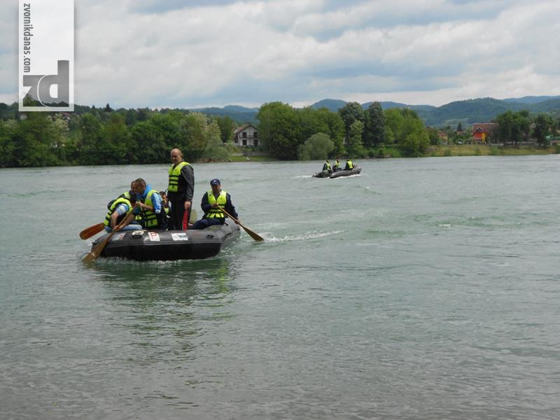 Photo of Zvornička civilna zaštita obučena za spašavanje na vodi i pod vodom