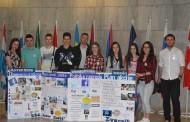 Učenici ekonomske škole predstavljali regiju na republičkoj smotri projekta