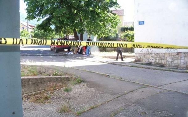 Trebinje: Kik-bokseru rafal u leđa